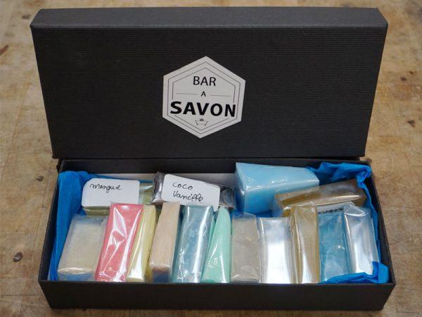 Coffret savon découverte | BAR A SAVON