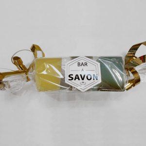 Coffret Savon Brochette | BAR A SAVON
