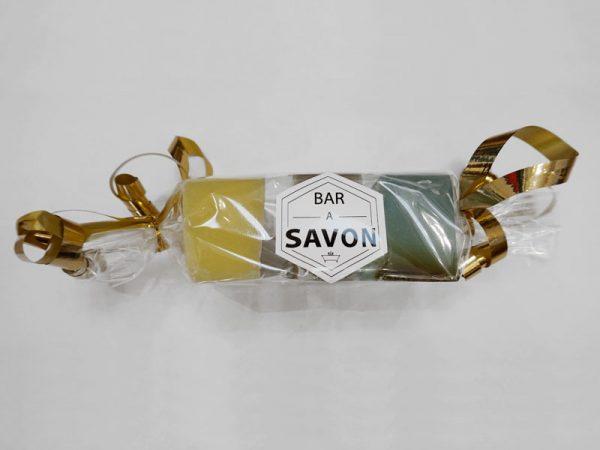 Coffret Savon Brochette   BAR A SAVON
