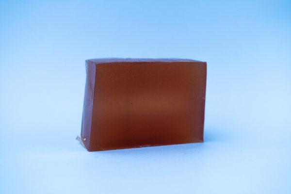 Shampooing solide ambre et beurre de karité