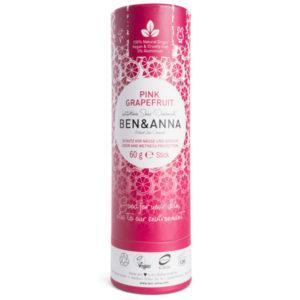 Déodorant stick Pink Grapefruit | BAR A SAVON