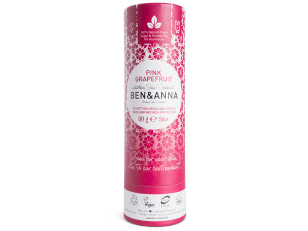 Déodorant stick Pink Grapefruit | BAR A SAVON