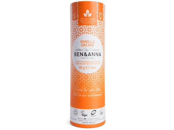Déodorant stick Vanilla Orchid | BAR A SAVON